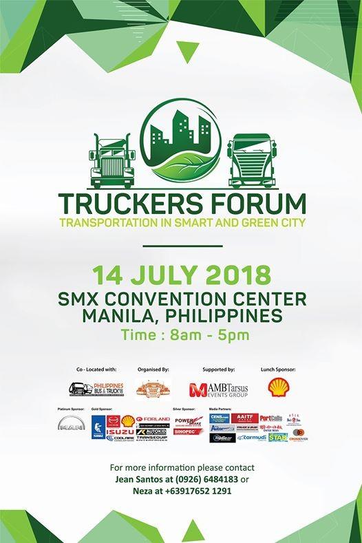 Truckers Forum 2018