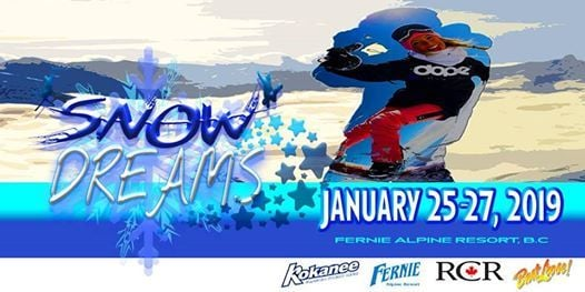 Bust Loose Snow Dreams Festival Presented by Kokanee