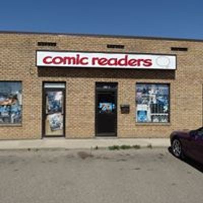 Comic Readers