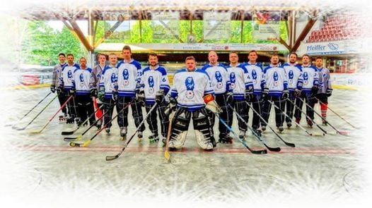 Be a Lion and play Inlinehockey