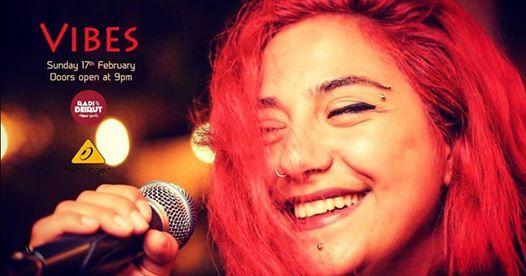 Vibes [Live] at Radio Beirut