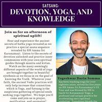 Satsang Devotion Yoga and Knowledge