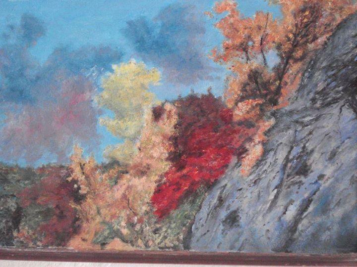 Samostalna izloba slikarskih radova Miloa Jakovljevia