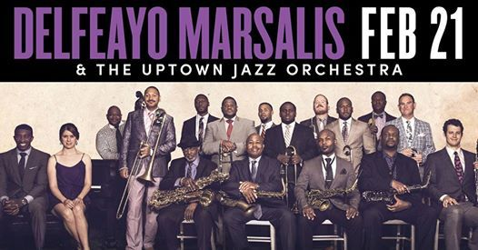 Delfeayo Marsalis presents the UJO at ASC - 221