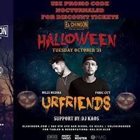El Chingon Halloween 2017 Ticket Discount Promo Code San Diego S