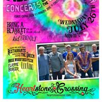Fishers Concerts on the Central Green