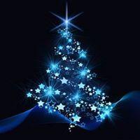 Indigo Blue Christmas