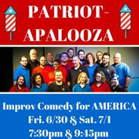 Pattriotapalooza Improv Comedy for America at NCT
