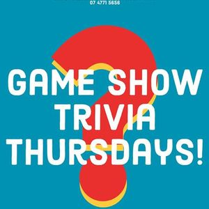 Thursday Game Show Trivia