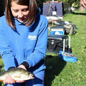 Free Lets Fish Burton on Trent - Learn to Fish Sessions