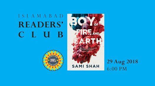ISB Readers Club August meet