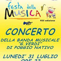 Festa della Musica - Concerto