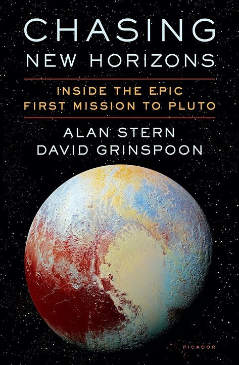 Chasing New Horizons - Alan Stern and David Grinspoon