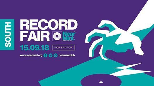 Near Mint Record Fair  SOUTH