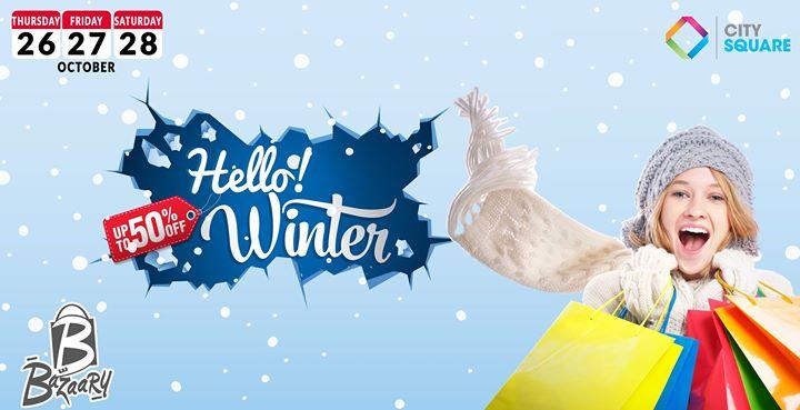 Hello Winter Bazaar at City Square