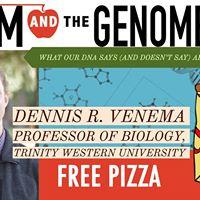 Adam &amp the Genome (Venema at UWaterloo)
