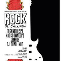 Gabiru Records Apresenta - ROCK DE CALADA