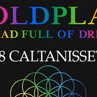 Coldplay - Caltanissetta &quot live in piazza &quot