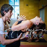 Jesenski Ashtanga Mysore Challenge u Gaia Shali