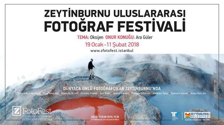 Zeytinburnu Uluslararas Fotoraf Festivali