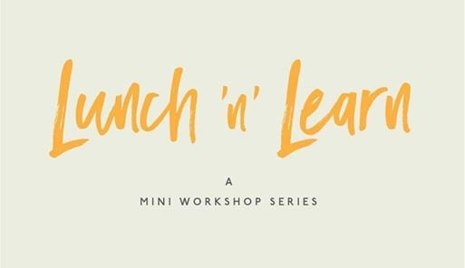 LunchnLearn - class series at Soul Foods Conscious Grocer