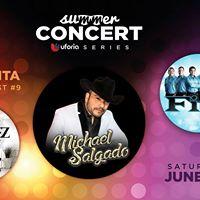 Uforia Summer Concert Series 1