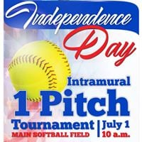 4th of July 1 pitch tournament
