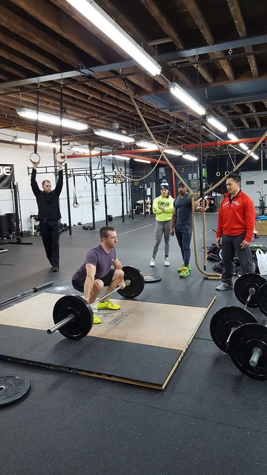 Usa Weightlifting Level 1 Coach Certification York