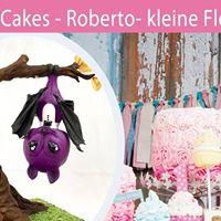 Just little Cakes - Roberto - kleine Fledermaus