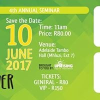 Seeds Of Power Seminar 2017