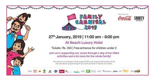 CAP Family Carnival 2019