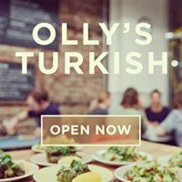 Turkish Pop-Up No41CoffeeKitchen brockley