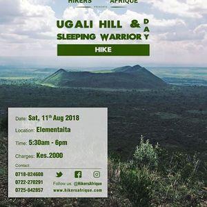 Ugali hill and Sleeping Warrior Day hike