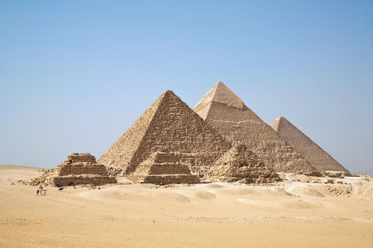 Egypt Study Abroad Informational Meeting (ARABIC)
