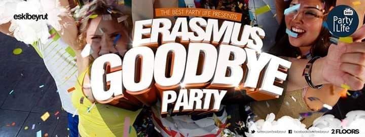 Erasmus Goodbye Party