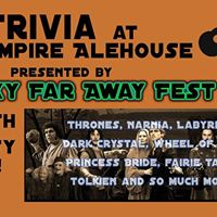 Fantasy Trivia