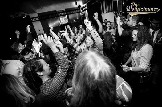 Club Night With Dj Kd Das Wohnzimmer Wiesbaden
