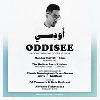 Oddisee &amp Good Compny w Olivier St. Louis