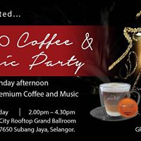 Arissto Coffee &amp Music Party