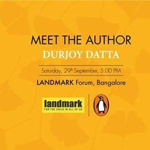 Meet Durjoy Datta  Forum Mall Bangalore