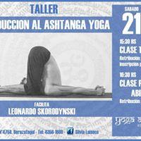 Taller Introduccin al Ashtanga Yoga