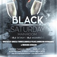 Black Saturday at Incas