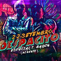 Despacito  Baile Reggaeton (MI GENTE)