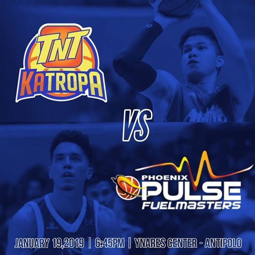 TNT KaTropa vs. Phoenix Pulse Fuel Masters