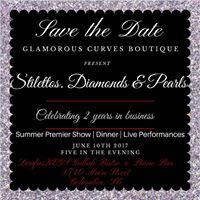 Stilettos Diamonds &amp Pearls A Fashion Celebration
