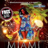 Miami Style Fridays  2RMS Cuban Style Salsa &amp Free wRSVP