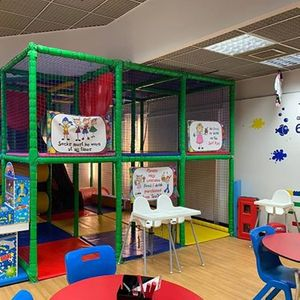 NCT Havering &amp TeaTots Soft Play Babies &amp Toddlers Playtime