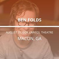Ben Folds in Macon