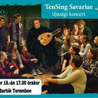TenSing Savariae reformcii koncert