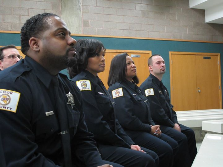 Cook County Sheriffs Office At The Pilsen Workforce Center